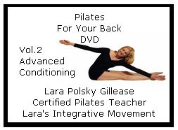 Pilates DVD Volume 2 Advanced Conditioning